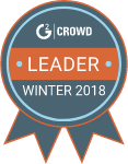 G2 Crowd Leader Winter 2018